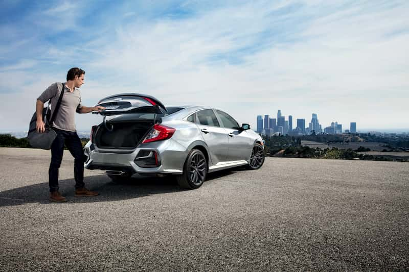 Is The 2020 Honda Civic Si Refresh For You Classic Honda Of Texoma Blog